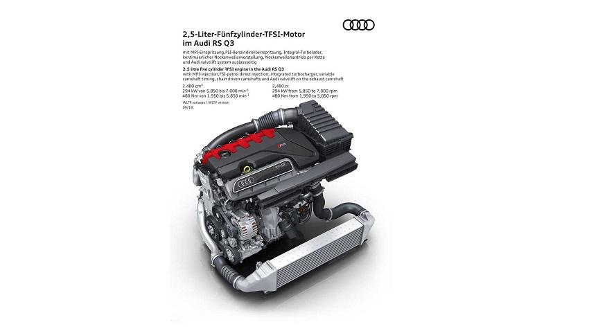 Chào đón Audi RS Q3 và RS Q3 Sportback với công suất 394 mã lực - 32