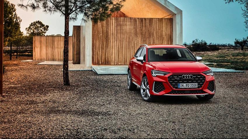 Chào đón Audi RS Q3 và RS Q3 Sportback với công suất 394 mã lực - 4