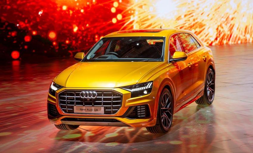 Loạt xe Audi chính hãng chuẩn bị cho Vietnam Motor Show 2019 đã về Việt Nam - 4
