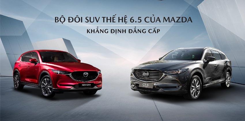 Bảng giá xe ô tô Mazda tháng 9-2019 - 1