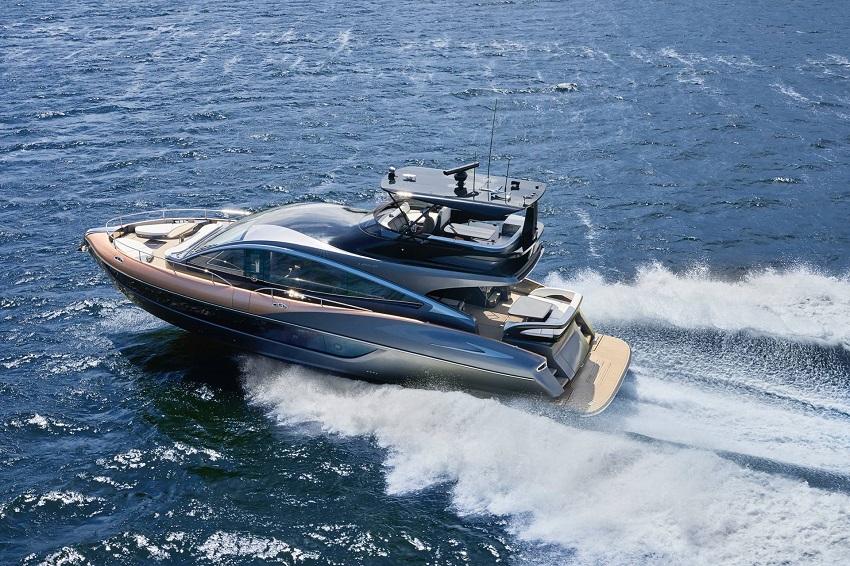 Lexus ra mắt chiếc du thuyền sang trọng LY 650 trị giá 3,5 triệu USD - 1