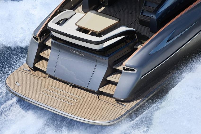 Lexus ra mắt chiếc du thuyền sang trọng LY 650 trị giá 3,5 triệu USD - 9