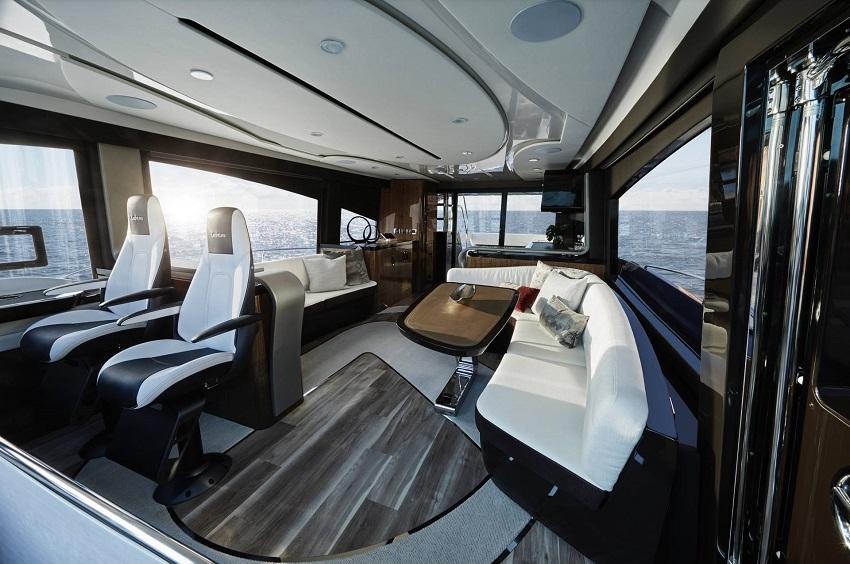 Lexus ra mắt chiếc du thuyền sang trọng LY 650 trị giá 3,5 triệu USD - 10