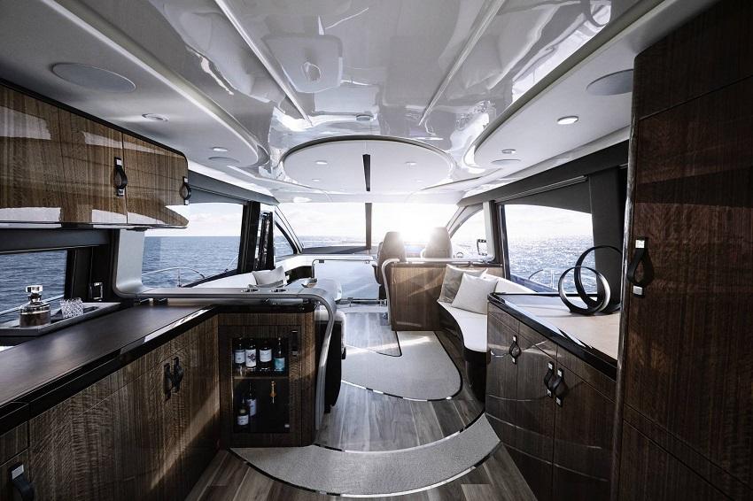 Lexus ra mắt chiếc du thuyền sang trọng LY 650 trị giá 3,5 triệu USD - 11