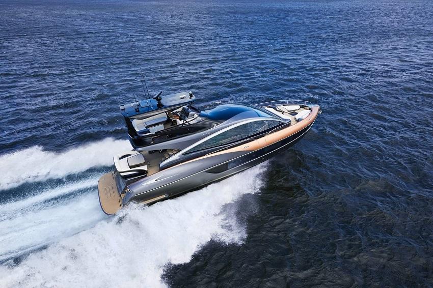 Lexus ra mắt chiếc du thuyền sang trọng LY 650 trị giá 3,5 triệu USD - 2