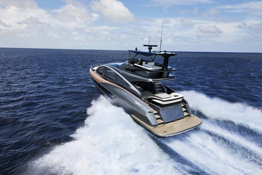 Lexus ra mắt chiếc du thuyền sang trọng LY 650 trị giá 3,5 triệu USD - 3