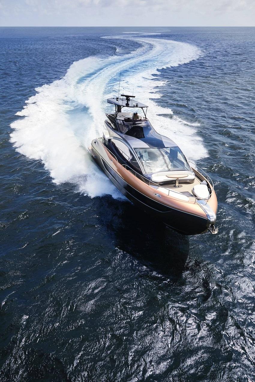 Lexus ra mắt chiếc du thuyền sang trọng LY 650 trị giá 3,5 triệu USD - 4