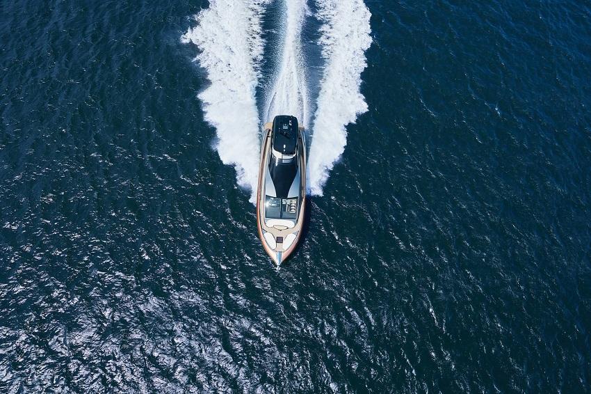 Lexus ra mắt chiếc du thuyền sang trọng LY 650 trị giá 3,5 triệu USD - 5