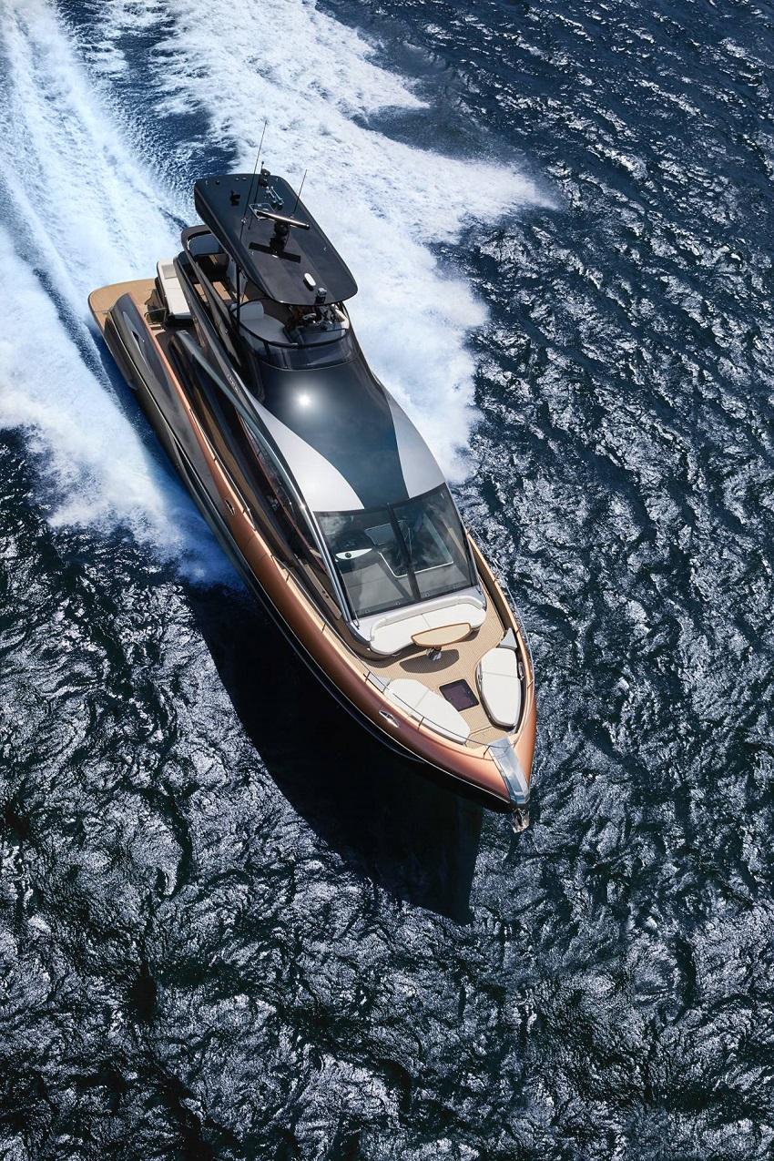 Lexus ra mắt chiếc du thuyền sang trọng LY 650 trị giá 3,5 triệu USD - 6