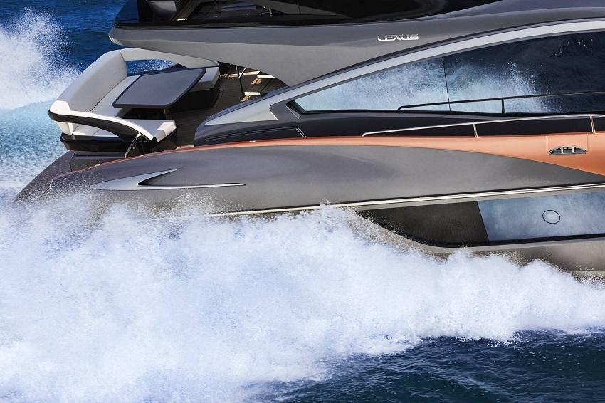 Lexus ra mắt chiếc du thuyền sang trọng LY 650 trị giá 3,5 triệu USD - 8