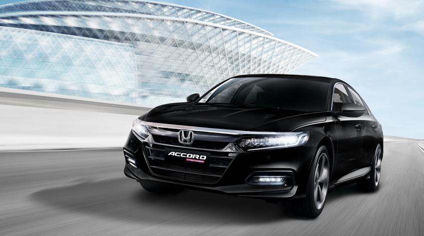 xe Honda Accord mới tại Việt Nam