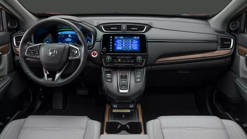 Honda CR-V 2020 mới mang diện mạo mới và công nghệ mới - 10