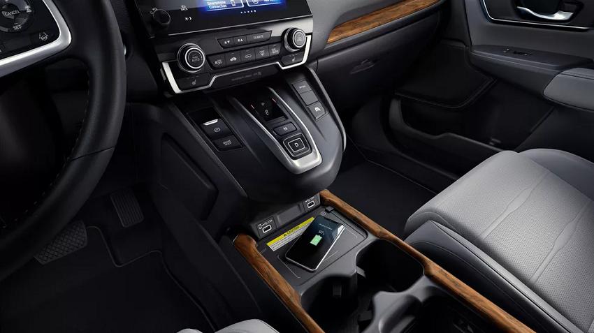 Honda CR-V 2020 mới mang diện mạo mới và công nghệ mới - 11