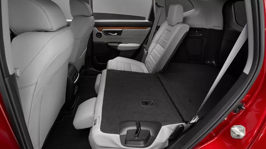 Honda CR-V 2020 mới mang diện mạo mới và công nghệ mới - 12