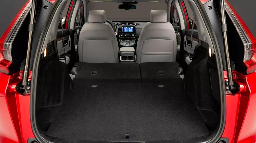 Honda CR-V 2020 mới mang diện mạo mới và công nghệ mới - 13