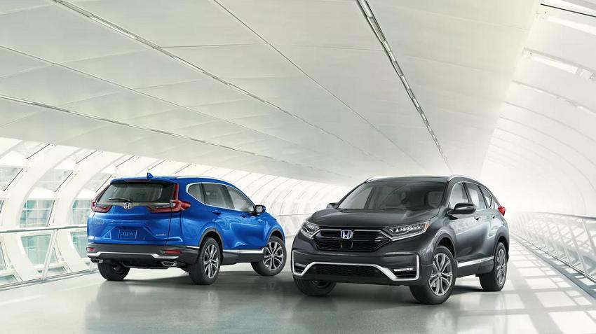 Honda CR-V 2020 mới mang diện mạo mới và công nghệ mới - 14