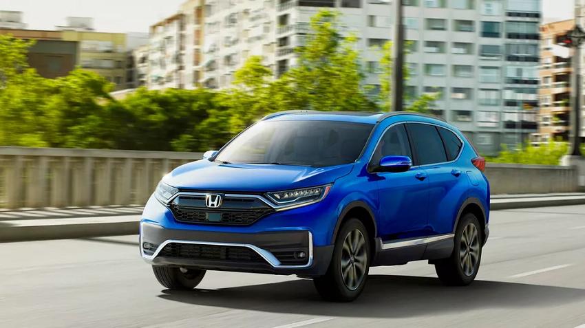 Honda CR-V 2020 mới mang diện mạo mới và công nghệ mới - 15