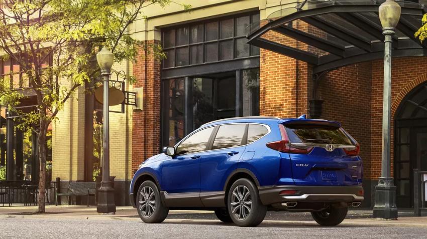 Honda CR-V 2020 mới mang diện mạo mới và công nghệ mới - 16