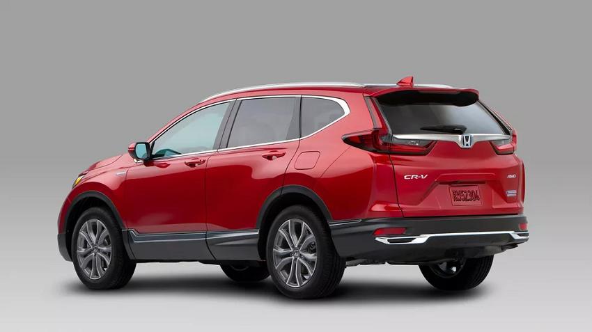 Honda CR-V 2020 mới mang diện mạo mới và công nghệ mới - 2
