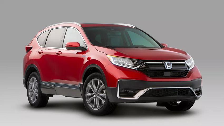 Honda CR-V 2020 mới mang diện mạo mới và công nghệ mới - 3