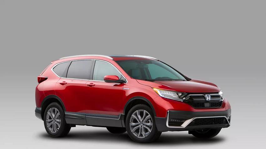Honda CR-V 2020 mới mang diện mạo mới và công nghệ mới - 4
