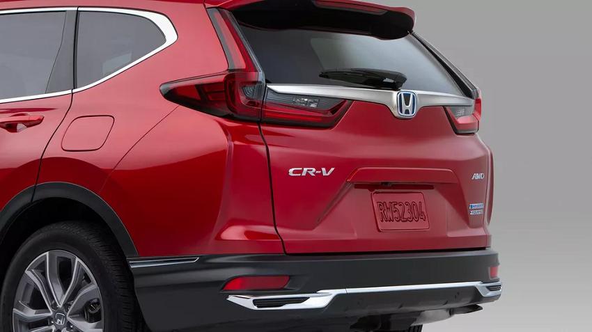 Honda CR-V 2020 mới mang diện mạo mới và công nghệ mới - 6