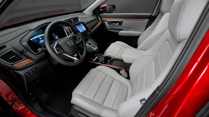 Honda CR-V 2020 mới mang diện mạo mới và công nghệ mới - 9