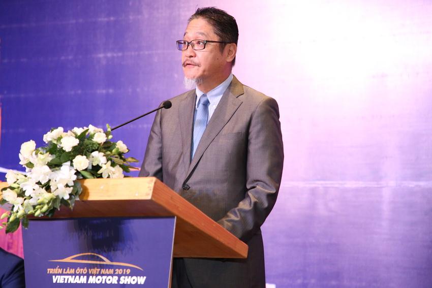 Triển lãm Vietnam Motor Show 2019