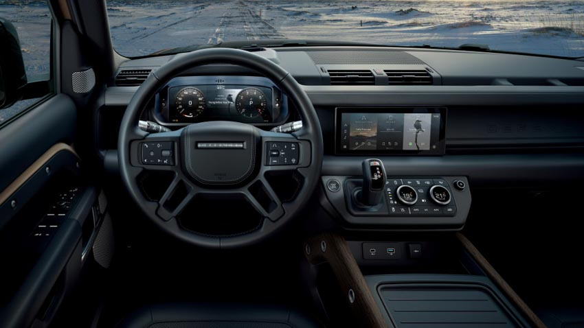 """Chi tiết """"huyền thoại off-road"""" Land Rover Defender 2020 - 1"""