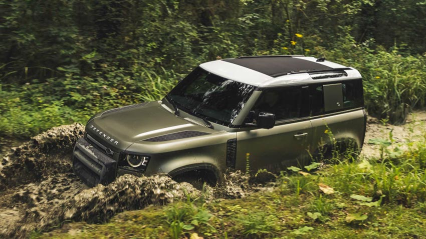 """Chi tiết """"huyền thoại off-road"""" Land Rover Defender 2020 - 11"""