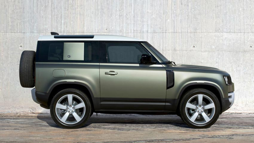 """Chi tiết """"huyền thoại off-road"""" Land Rover Defender 2020 - 6"""
