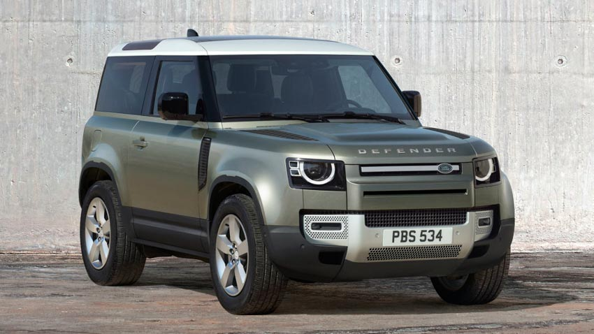 """Chi tiết """"huyền thoại off-road"""" Land Rover Defender 2020 - 7"""