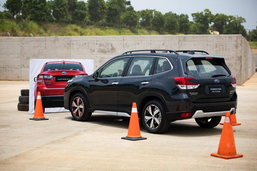 Chương trình lái thử xe Subaru Ultimate 2019