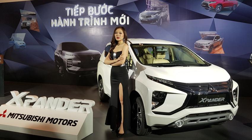 Mitsubishi XPander lắp ráp tại Việt Nam