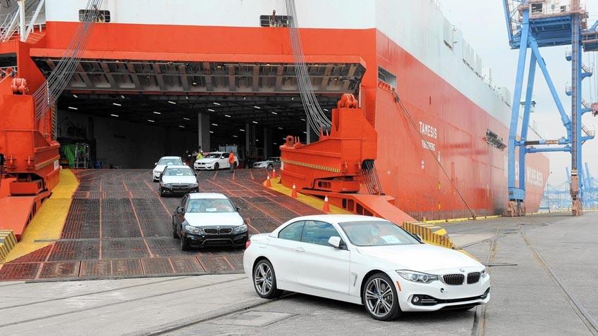 Ô tô nhập khẩu vượt 100.000 xe - 2