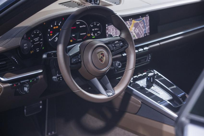 Porsche 911 mới nhất tại Việt Nam