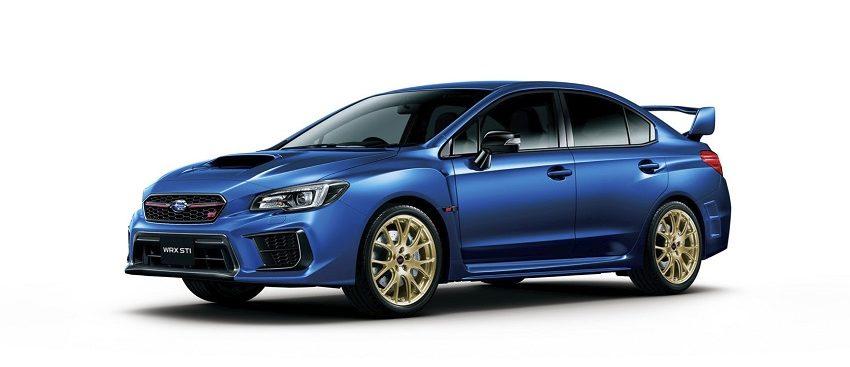 Subaru sắp ra mắt WRX STI EJ20 - Phiên bản cuối cùng tại Tokyo Show – chính thức kết thúc sản xuất động cơ EJ20 tại Nhật Bản - 4