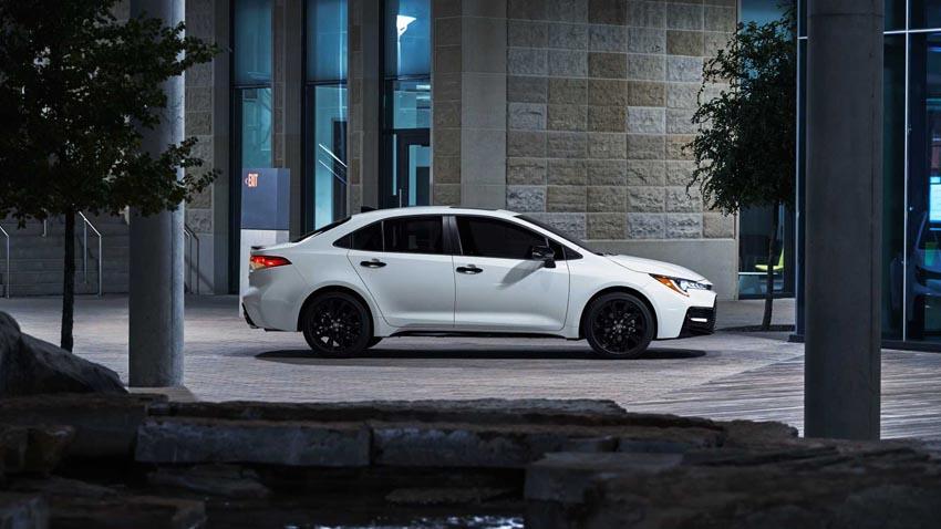 """Toyota Corolla 2020 Nightshade Edition phong cách """"trẻ trâu"""" ra mắt ở Mỹ - 2"""
