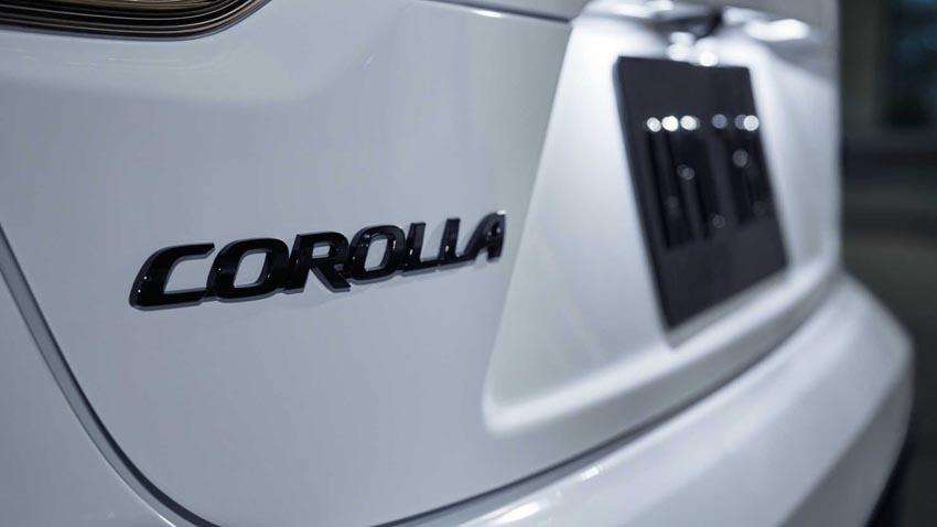 """Toyota Corolla 2020 Nightshade Edition phong cách """"trẻ trâu"""" ra mắt ở Mỹ - 9"""
