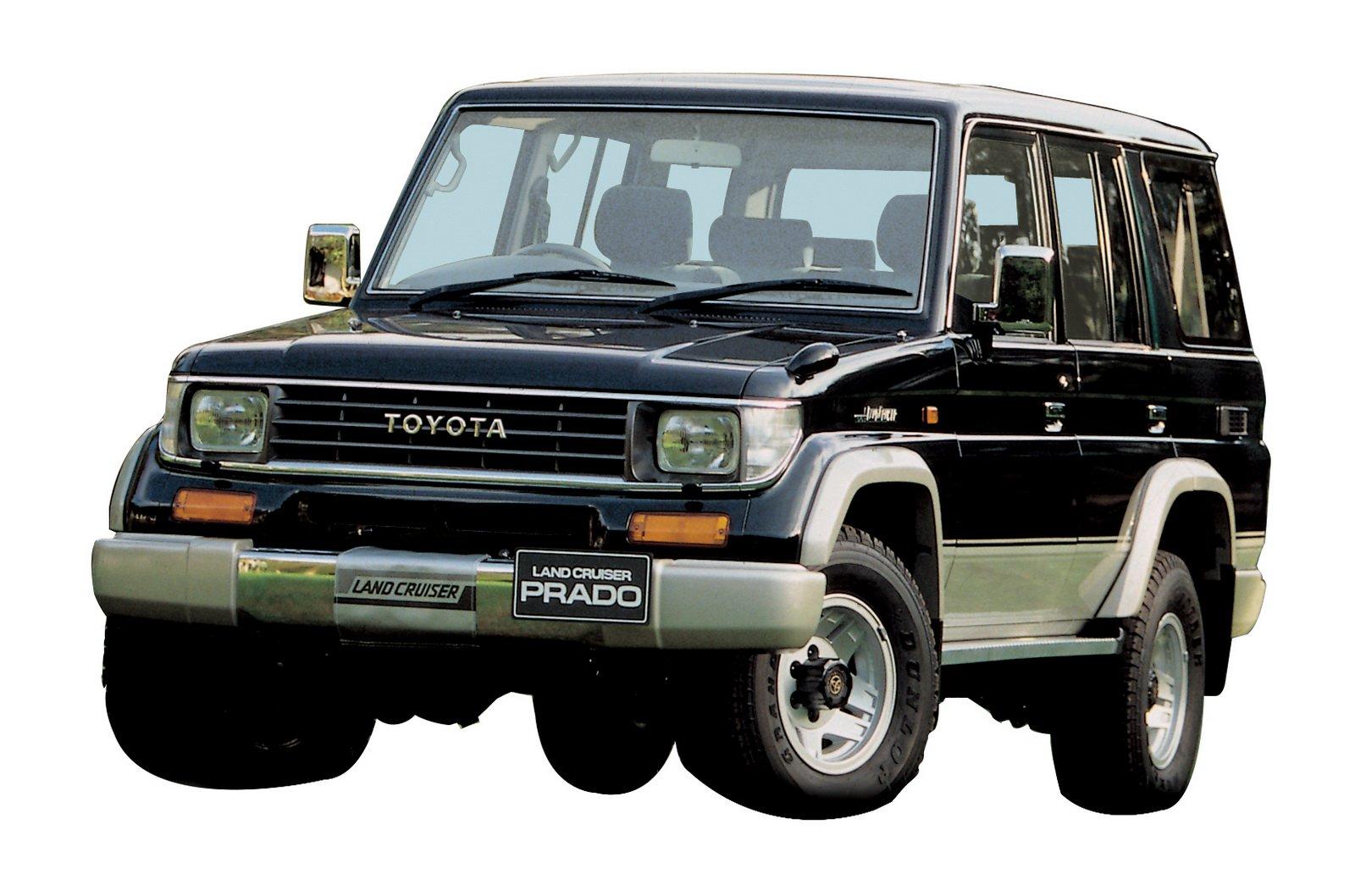Toyota Land Cruiser kỷ niệm 10 triệu chiếc được bán trên toàn thế giới từ năm 1951 - 10
