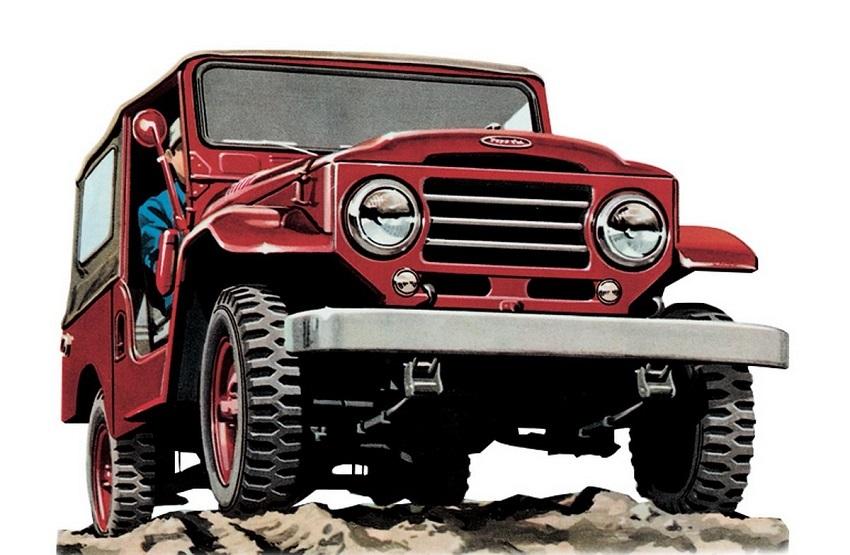 Toyota Land Cruiser kỷ niệm 10 triệu chiếc được bán trên toàn thế giới từ năm 1951 - 4