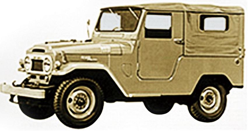 Toyota Land Cruiser kỷ niệm 10 triệu chiếc được bán trên toàn thế giới từ năm 1951 - 5