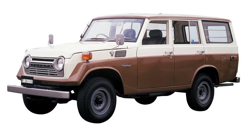 Toyota Land Cruiser kỷ niệm 10 triệu chiếc được bán trên toàn thế giới từ năm 1951 - 6