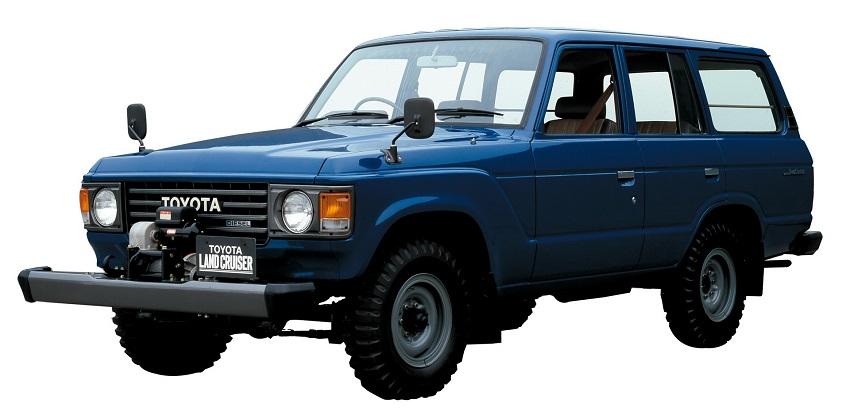Toyota Land Cruiser kỷ niệm 10 triệu chiếc được bán trên toàn thế giới từ năm 1951 - 7