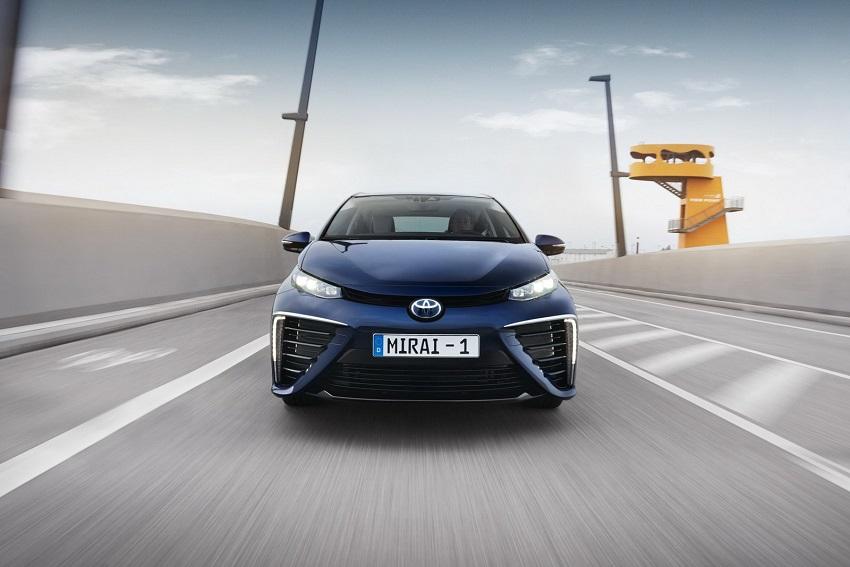 Toyota sẽ ra mắt Mirai FCV thế hệ thứ hai vào năm 2020 - 3