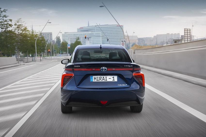Toyota sẽ ra mắt Mirai FCV thế hệ thứ hai vào năm 2020 - 4