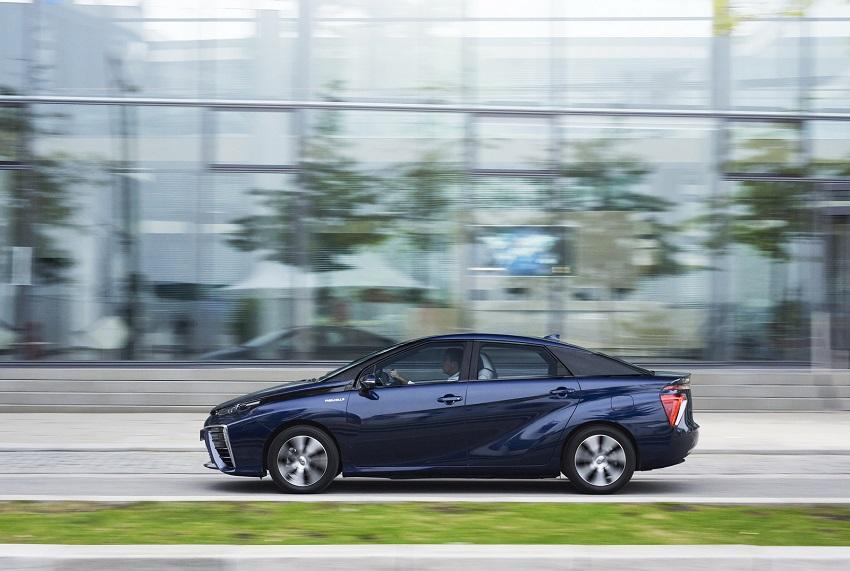 Toyota sẽ ra mắt Mirai FCV thế hệ thứ hai vào năm 2020 - 6