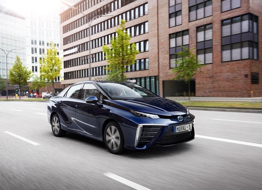 Toyota sẽ ra mắt Mirai FCV thế hệ thứ hai vào năm 2020 - 7