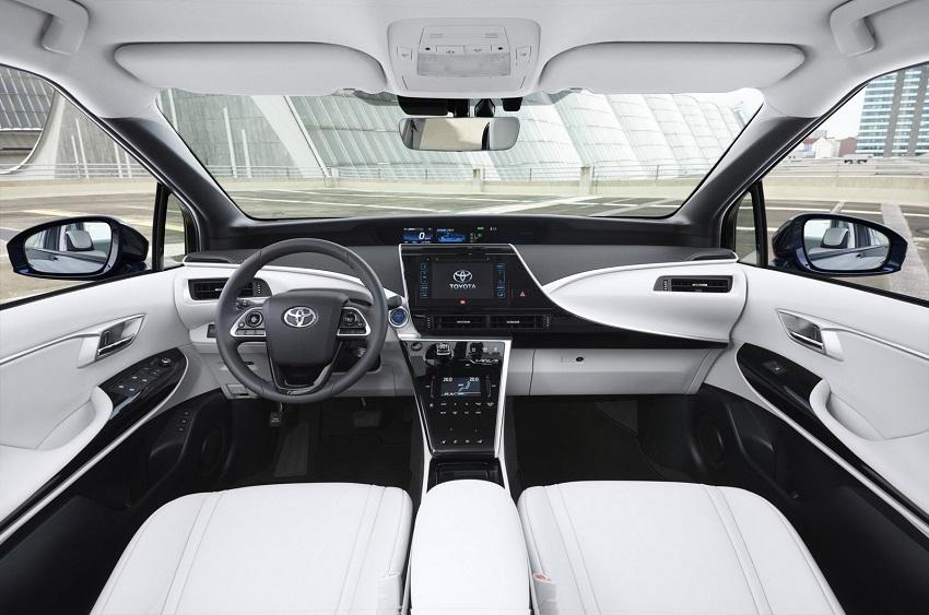 Toyota sẽ ra mắt Mirai FCV thế hệ thứ hai vào năm 2020 - 9