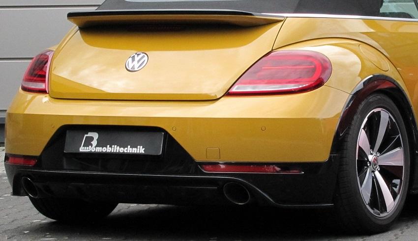 VW Beetle Convertible qua tay hãng độ B & B-Tuned có công suất 380 mã lực và đạt 100 km/h trong 5,2 giây - 4